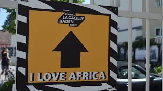 Afrika zu Besuch in Baden