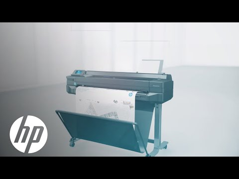 Introducing the HP DesignJet T520 36in | HP DesignJet | HP