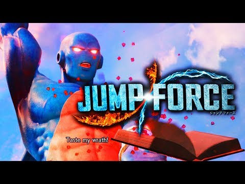 Is Prometheus going to be playable in JUMP FORCE?
