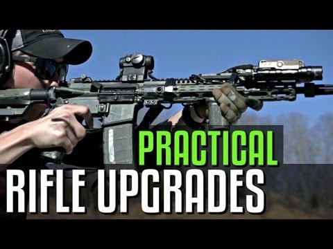 How Should You Set Up A Rifle?