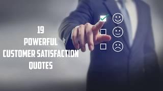 19 Powerful Customer Satisfaction Quotes | Sameer Gudhate