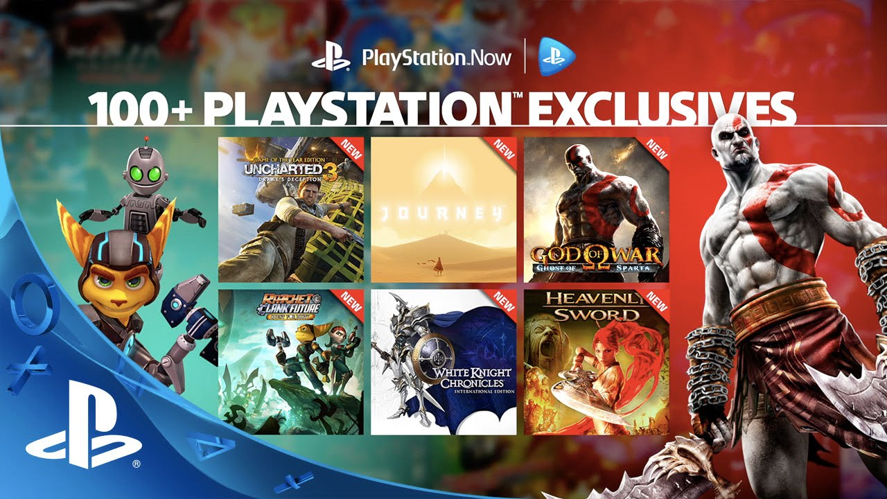 40+ PS3 Exclusives Added to PS Now Subscription Today