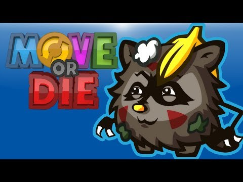 Move Or Die! - THIS GAME IS STILL FUN! (New Modes and Mutators!) (видео)