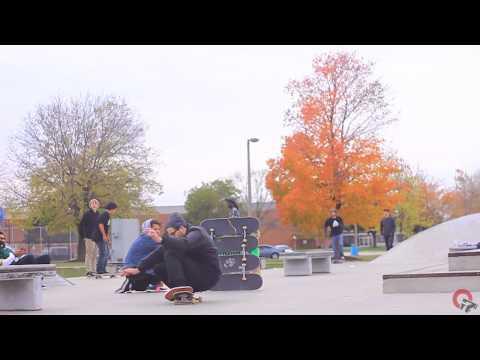 Kenosha Skatepark Comp 2013