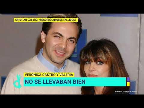 Cristian Castro y el distanciamiento que tuvo de Verónica Castro | De Primera Mano