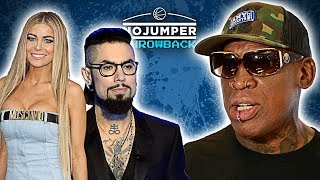 Dennis Rodman Says Carmen Electra Left Him For Dave Navarro After He Introduced Them