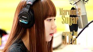 Maroon 5 - Sugar ( bittersweet version cover by J.Fla )