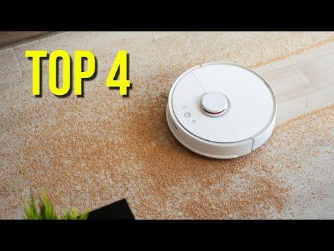 TOP 4 : Meilleur Aspirateur Robot 2021