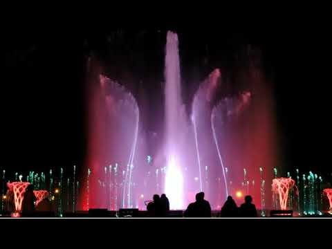 Đài phun nước Thiên Phú ở Hậu Giang