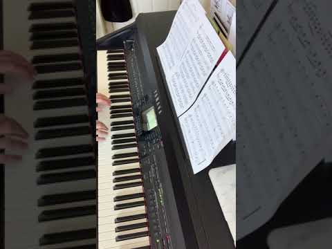 School is Over by Natale. An advanced beginner's piano piece.