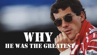 Ten Reasons Ayrton Senna Was The Greatest Racing Driver