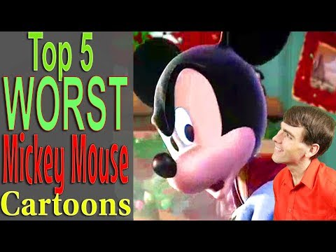 Top 5 Worst Mickey Mouse Cartoons