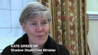 Kate Green Mp On The Importance Of Every Vote Counts   United Response