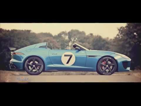 Jaguar F-Type Project 7 Concept