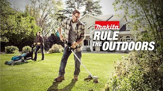 Makita 18V X2 (36V) LXT® Lithium-Ion Brushless Cordless String Trimmer - Thumbnail