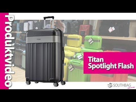 Titan Trolley Spotlight Flash - Produktvideo