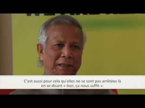 Interview Muhammad Yunus