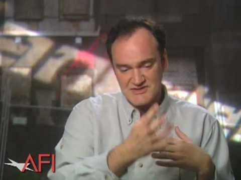 """Quentin Tarantino on """"The Black Suits of Armor"""" in His Films"""
