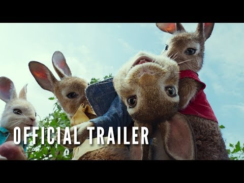 Peter Rabbit Trailer 2 Featuring James Corden