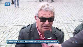 Conversando Sobre Câncer: no Brasil, a cada 38 minutos um homem morre com câncer de próstata