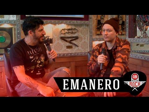 Emanero video Todo lo que hice lo tengo que reinvertir - Entrevista | Mayo | 2017