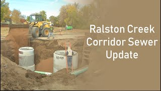 Preview of Arvada Ralston Creek Corridor Sewer - Update