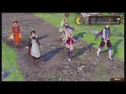 Видео № 1 из игры Nelke & the Legendary Alchemists: Ateliers of the New World [PS4]