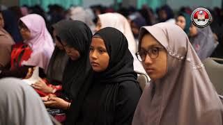 Klip Dokumentasi Karantina Tahfizh Al-Quran Nasional Angkatan 45 2 Pekan Liburan