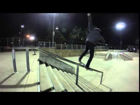 March Airbase Skatepark