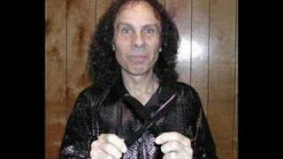 ronnie james dio better in the dark