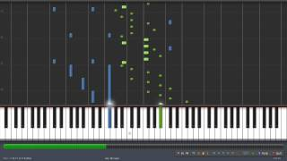 Czerny Exercise 39 from School of Velocity at 75BPM in Synthesia