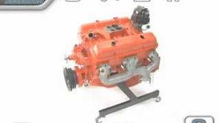Engine Ignition: Wiring Distributor & Spark Plugs Video- DVD
