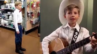 """Walmart Yodel Boy"" Meme Is BLOWING UP the Internet"