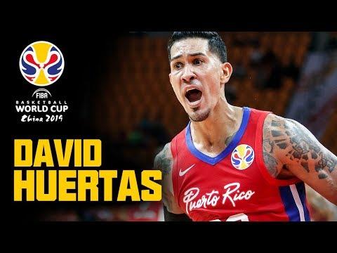 David Huertas | FULL HIGHLIGHTS – First Round | FIBA Basketball World Cup 2019