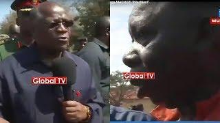 """MAGUFULI Akutana na MFUNGWA Aliyemuua MKEWE, Amwaga MACHOZI """"Niachieni"""""""