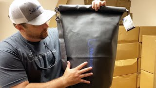 Dry Storage Bag Review: Mustad 60L Dry Bag (Size, Use Applications, & More)