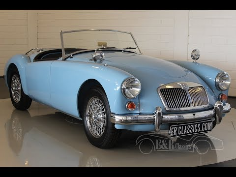 Video of '61 MGA - MAGZ