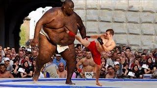 Самые тяжелые нокауты в ММА и Спортивных Единоборствах!