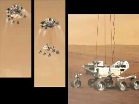 Charles Elachi: The story of the Mars Rovers