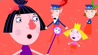 Ben and Holly's Little Kingdom | Nanny Plum Failed Her Magic Test | Cartoon for Kids