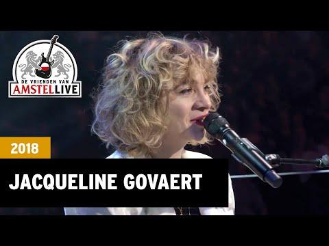 I Would Stay - Jacqueline Govaert (De Vrienden van Amstel LIVE! 2018)