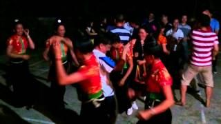 preview picture of video 'Dem giao luu thanh nien VIBM tai Dien Bien'