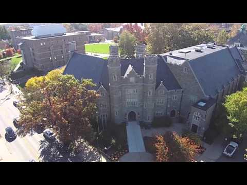West Chester University of Pennsylvania - video