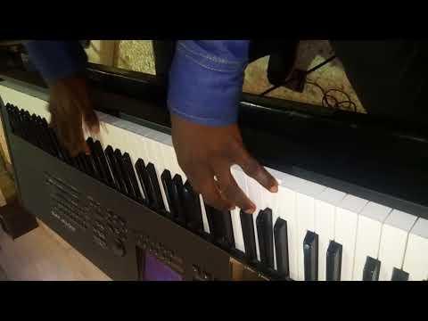 Pass me not oh Gentle saviour drop 2 piano technique voicing