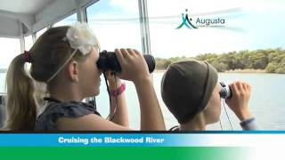 preview picture of video 'Miss Flinders Ferry River Cruise'