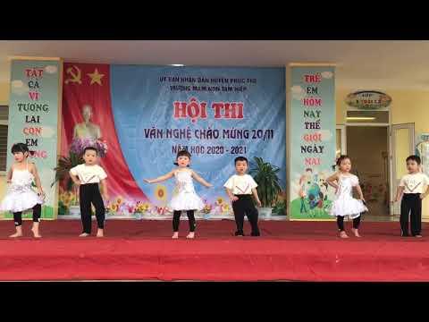 Nhảy Chachacha - Lớp 3TC3
