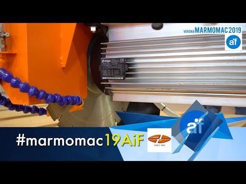 Фрезер для мрамора Manta Poker Jumbo Automatic NEW MONDIAL MEC