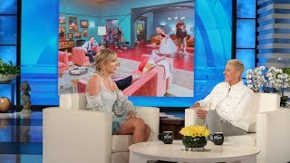 Taylor Swift Asks Ellen to Be in Her Music Video
