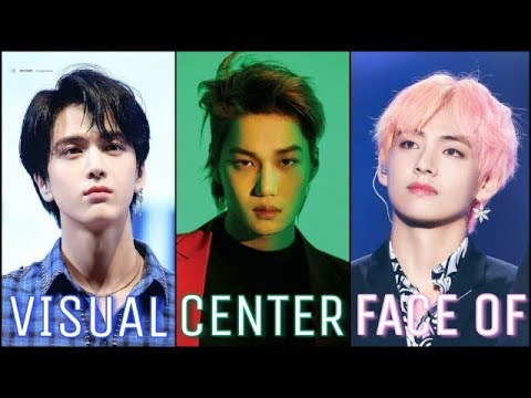 [Update 1.0] TOP 15 VISUAL | CENTER | FACE OF THE GROUP KPOP BOY GROUP 2019