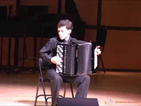 Iosif (accordeon) - Детский Фонд Спивакова